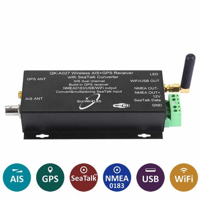qk-a031/NMEA 0183/Multiplexer con convertitore SeaTalk venditore UK