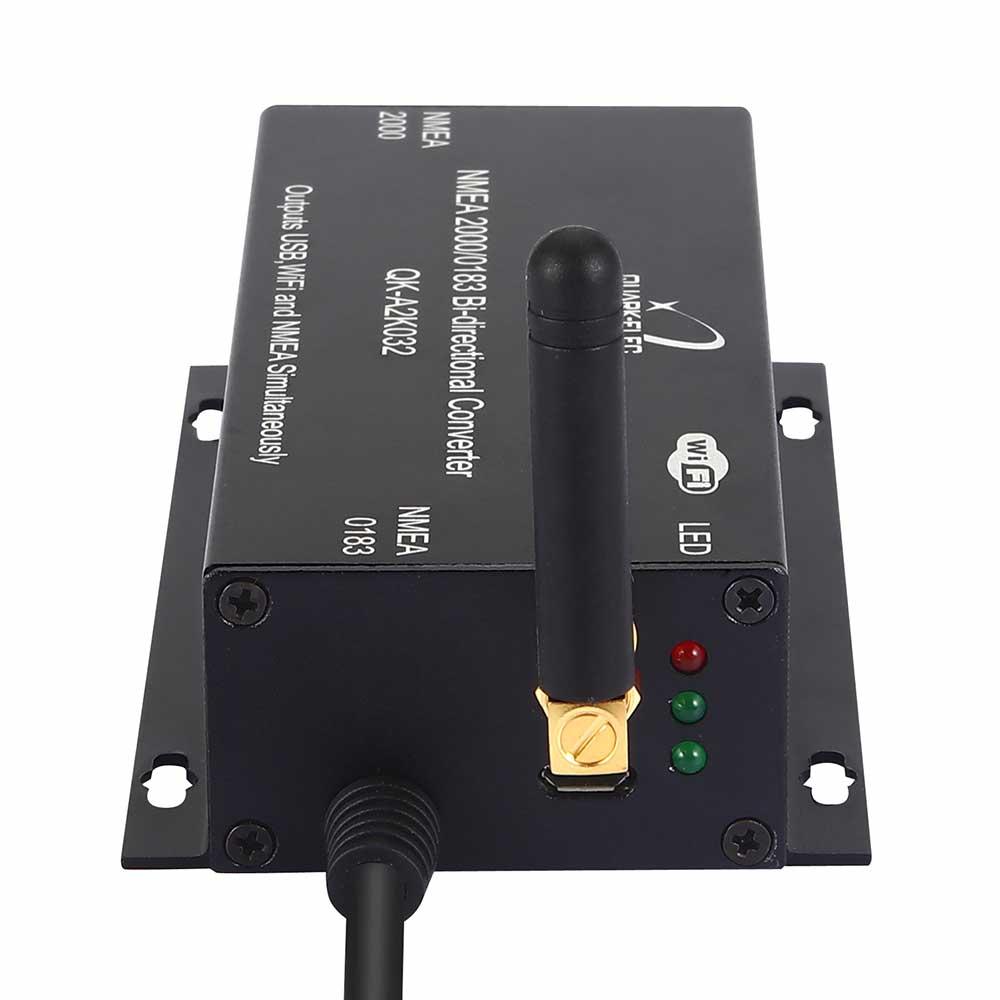 QK-A032-S NMEA 2000/0183 Bi-directional Gateway + WiFi
