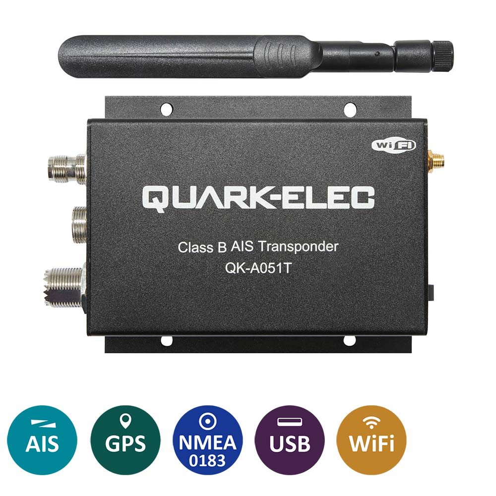QK-A051T WiFi AIS Transponder - BETA