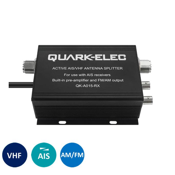 A015-RX AIS-VHF Splitter for AIS receivers