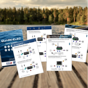 Review Best Marine WiFi multiplexer setups-NMEA 0183, SeaTalk, NMEA 2000 to OpenCPN or WiFi APPs