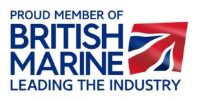 Quark-elec has been a member of British Marine