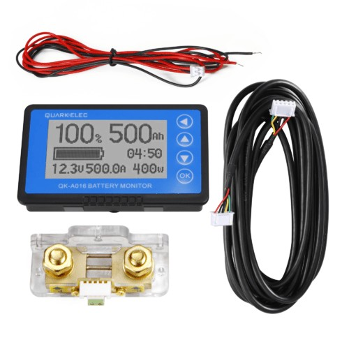 A016 battery monitor with NMEA 0183 ouput